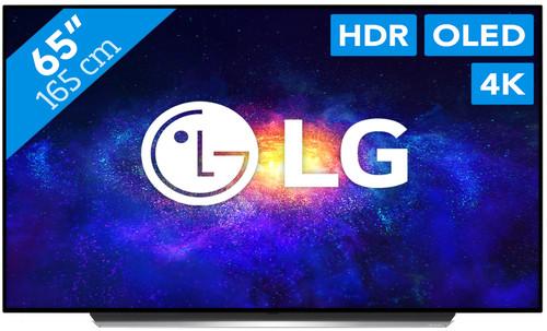 LG OLED65CX6LA (2020) Main Image