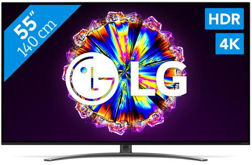 LG 55NANO866NA (2020) Main Image