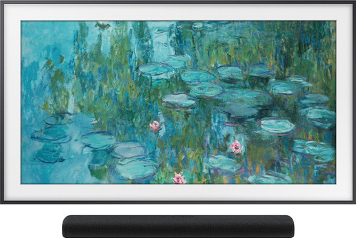 Samsung QLED Frame 65LS03T + Soundbar Main Image