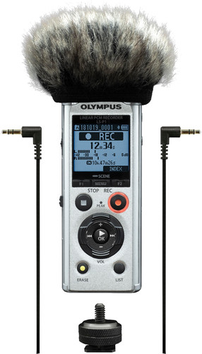 Olympus LS-P1 Videographer Kit Main Image