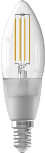 Calex wifi Smart Candle Light Bright Filament E14 Main Image