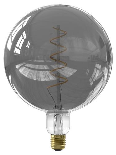 Calex WiFi Smart XXL G200 Globe Lamp Titanium E27 Main Image