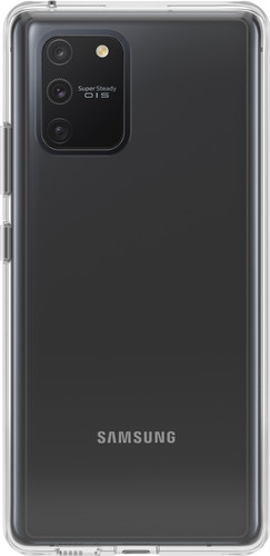 OtterBox React Samsung Galaxy S10 Lite Back Cover Transparent Main Image