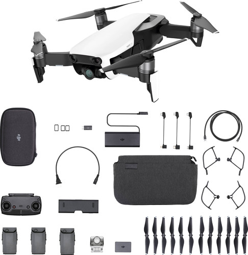 DJI Mavic Air Fly More Combo Arctic White Main Image