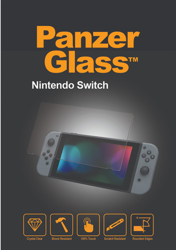 PanzerGlass Nintendo Switch Screen Protector Glass Main Image