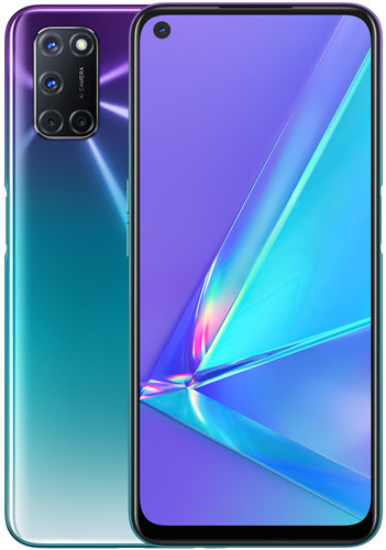 OPPO A72 128GB Paars Main Image