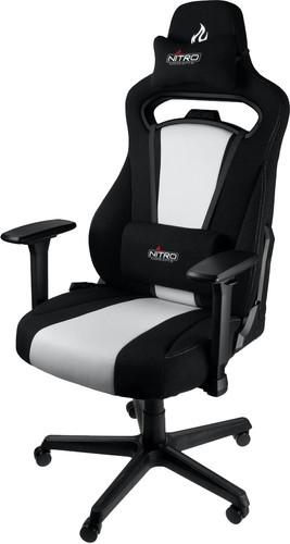 Nitro Concepts E250 Gaming Chair Black/White Main Image