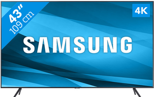 Samsung LH43BETHLGUXEN - business TV Main Image
