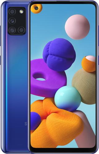 Samsung Galaxy A21s 64GB Blue Main Image