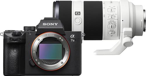 Sony A7 III + FE 70-200mm f/4 OSS Main Image