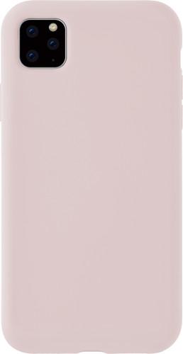 Azuri Apple iPhone 11 Back Cover Siliconen Roze Main Image
