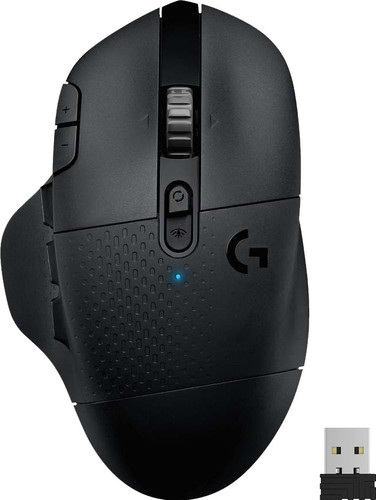 Logitech G604 Lightspeed Wireless Gaming Mouse Main Image