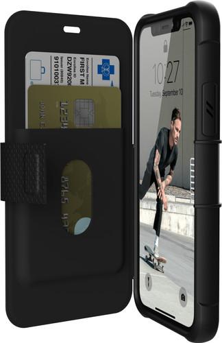 UAG Metropolis Apple iPhone 11 Pro Max Book Case Zwart Main Image