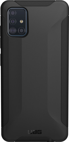 UAG Scout Samsung Galaxy A51 Back Cover Zwart Main Image
