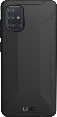UAG Scout Samsung Galaxy A71 Back Cover Zwart Main Image