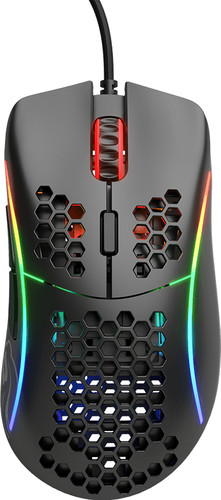 Glorious PC Gaming Race Model D Gaming Mouse Black Main Image