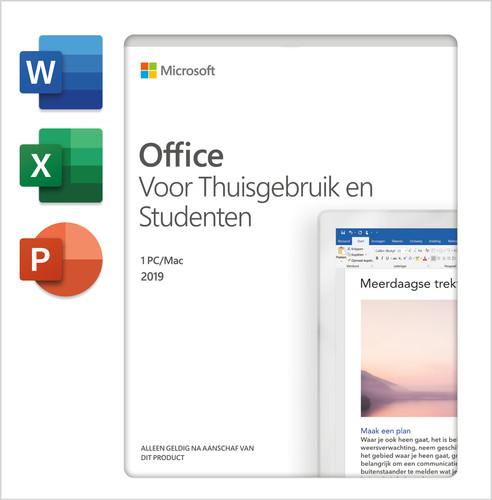 Microsoft Office 2019 EN Thuisgebruik en Studenten Main Image