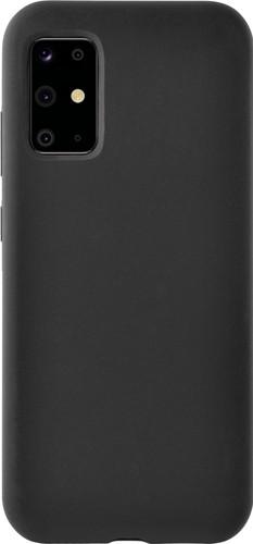 Azuri Samsung Galaxy S10 Lite Back Cover Silicone Black Main Image