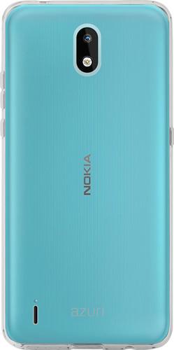 Azuri TPU Nokia 1.3 Back Cover Transparant Main Image