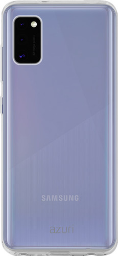 Azuri TPU Samsung Galaxy A41 Back Cover Transparent Main Image