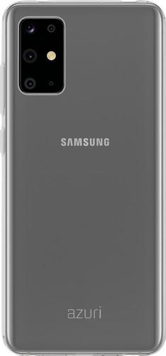 Azuri TPU Samsung Galaxy S10 Lite Back Cover Transparent Main Image