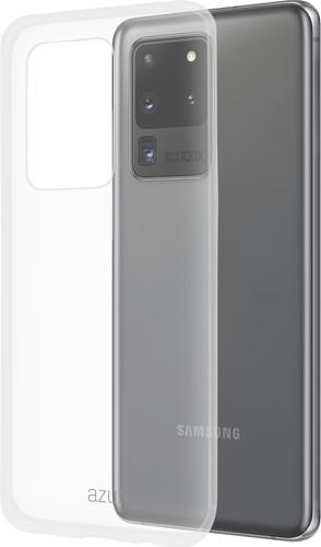 Azuri TPU Samsung Galaxy S20 Ultra Back Cover Transparant Main Image