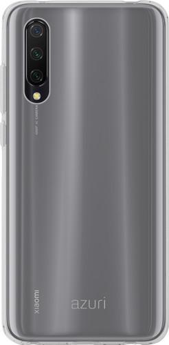 Azuri TPU Xiaomi Mi 9 Lite Back Cover Transparant Main Image