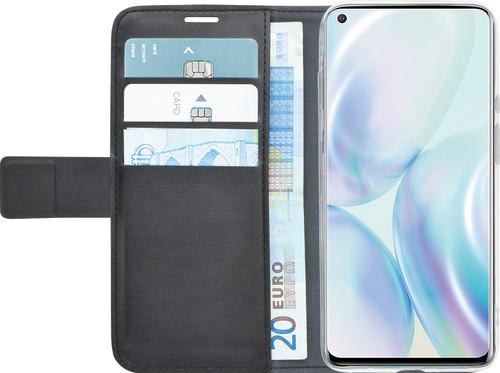 Azuri Wallet OnePlus 8 Book Case Zwart Main Image