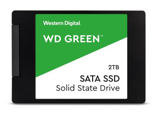 WD Green 2,5 inch SSD 2TB Main Image