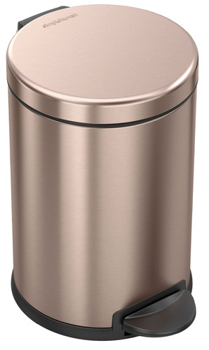 Simplehuman Rond 4,5 liter Rosé Goud Main Image