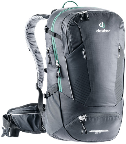 Deuter Trans Alpine Black 30L Main Image