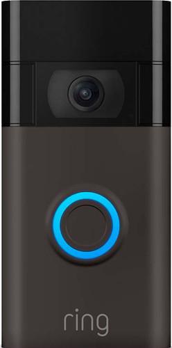Ring Video Doorbell Gen. 2 Dark Bronze Main Image