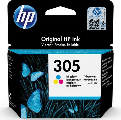 HP 305 Cartridge Color Main Image