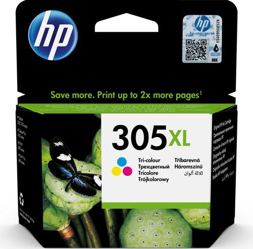 HP 305XL Cartridge Kleur Main Image