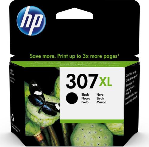 HP 307XL Cartridge Black Main Image