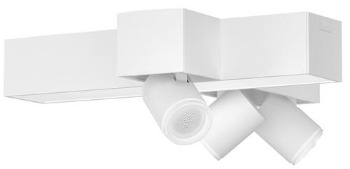 Philips Hue Centris Mount Spot White & Color 3 Lights White Cross Shaped Main Image