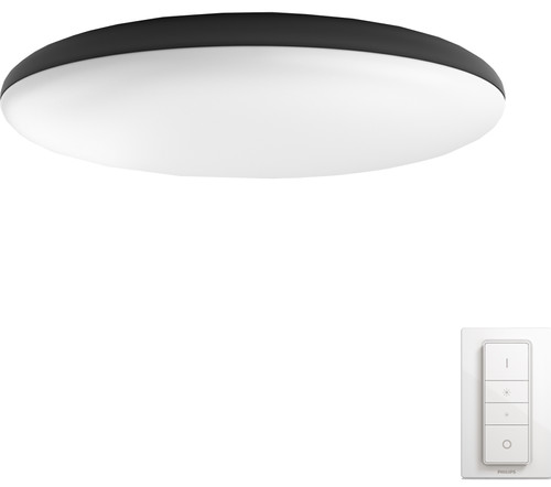 Philips Hue Cher Ceiling Lamp White Ambiance Black Main Image