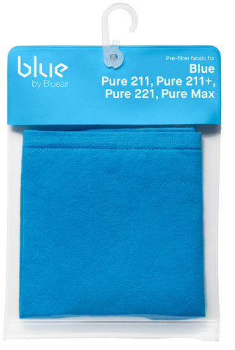 Blueair Prefilter 221 Diva Blue Main Image
