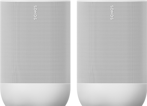 Sonos Move Duo Pack White Main Image