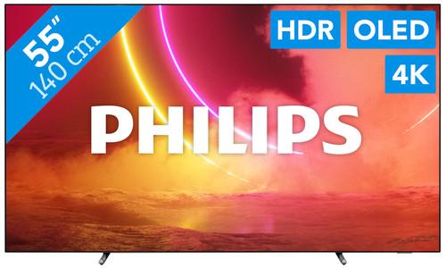 Philips 55OLED805 - Ambilight (2020) Main Image