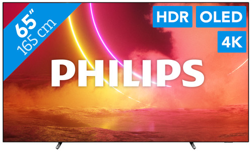 Philips 65OLED805 - Ambilight (2020) Main Image