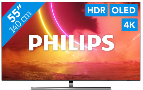 Philips 55OLED855 - Ambilight (2020) Main Image