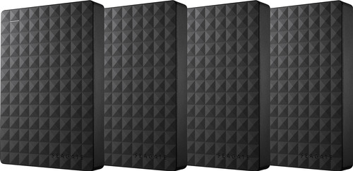 Seagate Expansion Portable 2TB 4-Pack Main Image