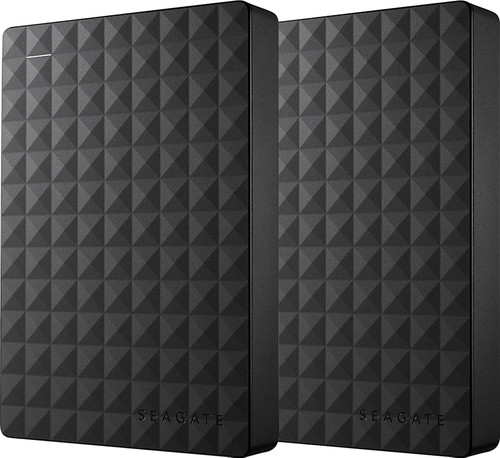 Seagate Expansion Portable 5TB 2-Pack Main Image