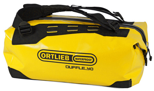 Ortlieb Duffel 40L Yellow Main Image