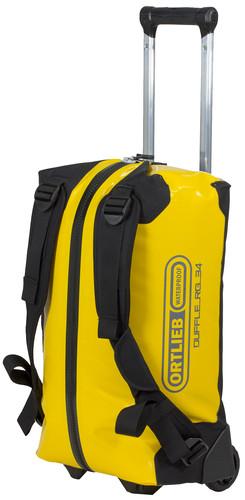 Ortlieb Duffel RG 34L Yellow Main Image