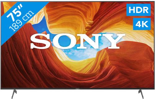 Sony KE-75XH9096 Main Image