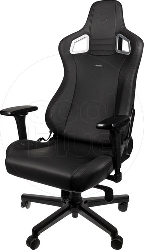 Noblechairs EPIC Gaming Chair Black Main Image