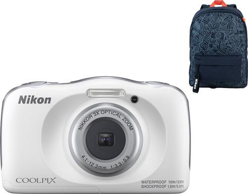 Nikon Coolpix W150 Backpack Kit Wit Main Image