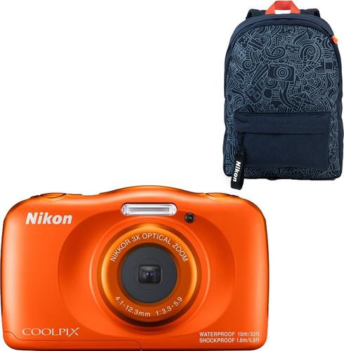 Nikon Coolpix W150 Backpack Kit Orange Main Image